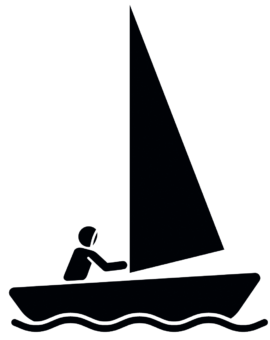 <p><strong>SAIL</strong> [Mode of Travel]</p> Example Image