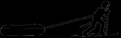 SKI [Mode of Travel] Example Image