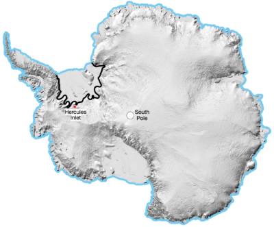 Expedition on Antarctica Example Image