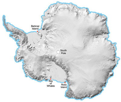 A Full Expedition on Antarctica Example Image