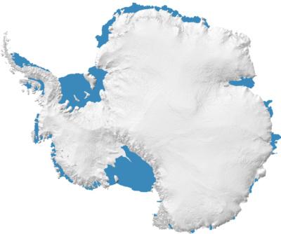 ICE SHELF Example Image
