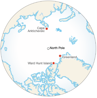 A Full Expedition on the Arctic Ocean Example Image