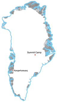 A Full Expedition on Greenland Example Image
