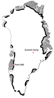 Expedition on Greenland Example Image